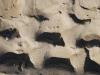 Blokken zand