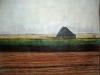 Landschap Texel, 2011, op papier