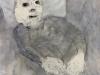 The patiënt, 2014, 40x50, op papier