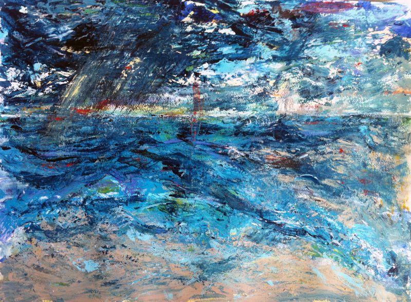 Woeste zee, 2012